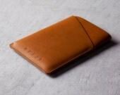 Mujjo Slim Fit iPad mini Sleeve - Tan