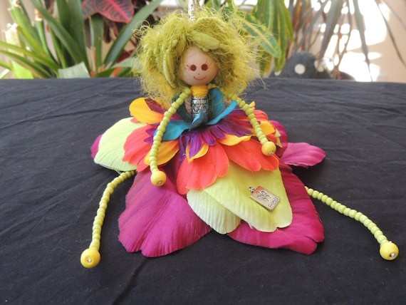 Fairy of 'Fun' - multicolor - Large
