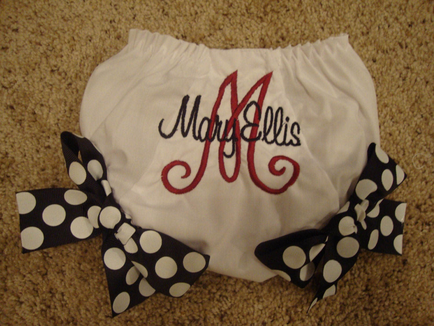 Gamecock Baby Girl Bloomers