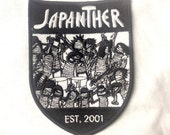 Japanther Patch