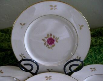 Lenox Rhodora Gold Backstamp, Dinner Plate,Near Mint, 3 dinner plates available