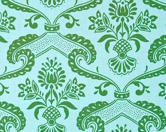 Circa Lilly - 1 YARD - Jennifer Paganelli Sis Boom - Free Spirit  -   Fabric no. PWJP072.Green