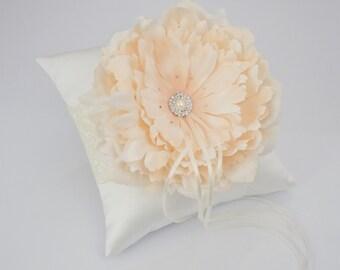 Wedding pillow / ring pillow