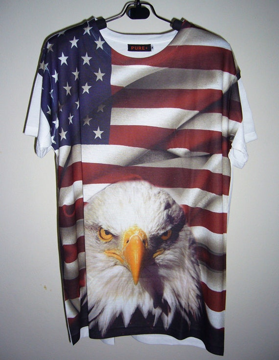 Eagle For Sale in Usa Sale Defect Item Usa Flag