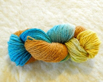 "3 Ply Sport weight yarn ""Calamity"""