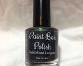 Slightly Unstable - LE Bellatrix Lestrange Inspired Polish