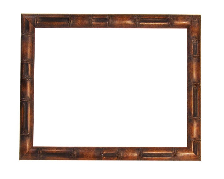 bamboo wood frame - photo #13