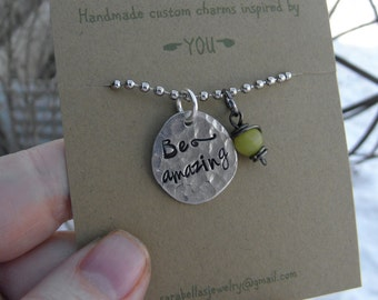 Be Amazing Necklace