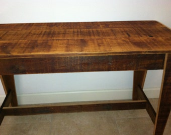 Rustic Kitchen Table--sold but taking orders