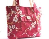 Custom Order for Claire O Laura Ashley cherry blossom fabric