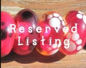 Reserved Custom Order