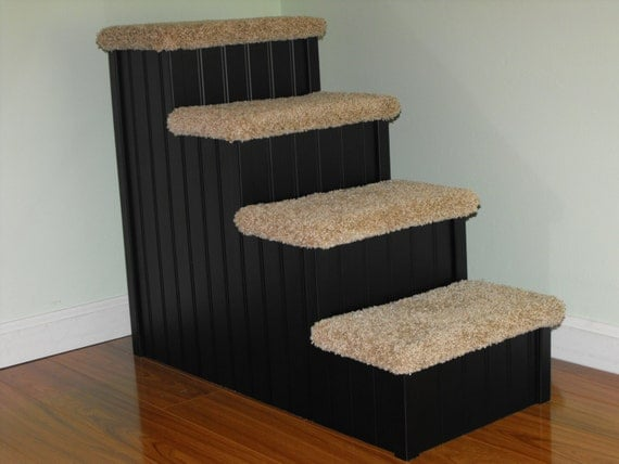 how to make stairs safer for dogs