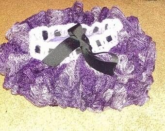 crocheted tutu