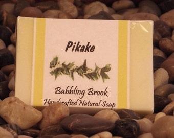 Pikake, Hawaiian Pikake, Hawaiian Jasmine, handmade natural soap