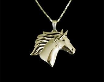 Horse - Gold