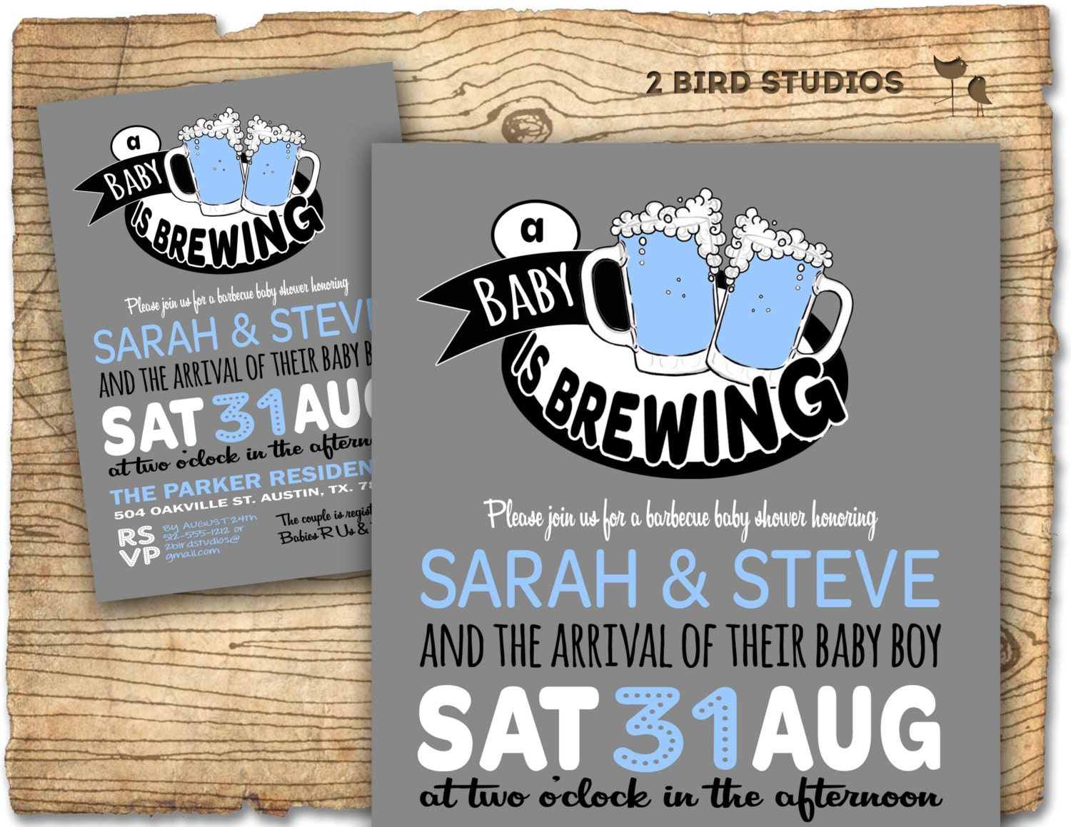 baby q beer baby shower invitation baby q baby shower