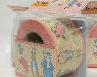 Peter Rabbit  Masking Deco Tape Paper Tape Friends Wide Tape 15M (R042-25)