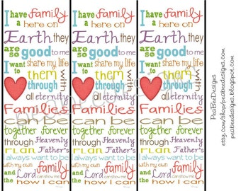 Families Are Forever Lds