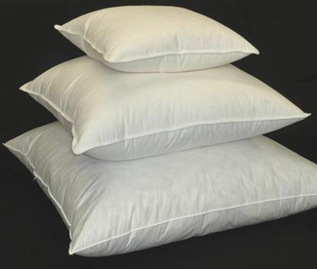 duck feather and down fill cushion pad pillow insert to fit. Black Bedroom Furniture Sets. Home Design Ideas