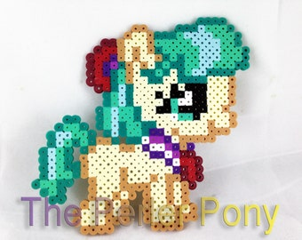 My Little Pony Silly Filly Perler Ponies: Coco Pommel