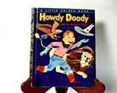 Howdy Doody and the Magic Hat: 1954 Little Golden Book