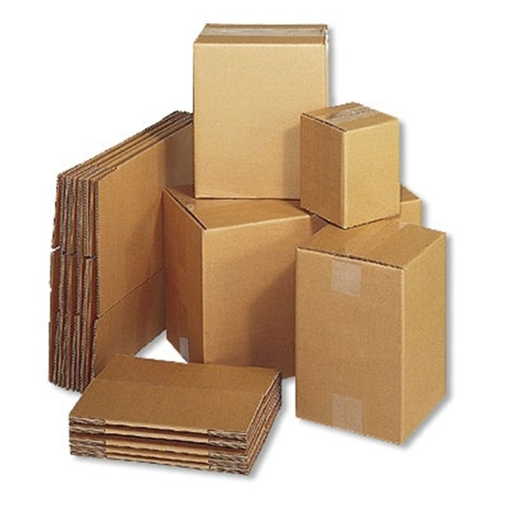 cardboard boxes 6x6x6 packs from 5 up to 2000 boxes. Black Bedroom Furniture Sets. Home Design Ideas