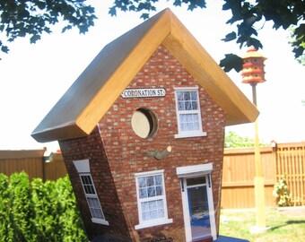 Coronation Street Birdhouse