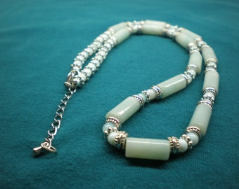 Peruvian Opal Necklace