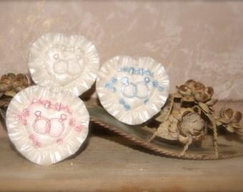 Wedding Ring Heart Soap