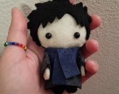 Sherlock Holmes OR John Watson BBC Pocket Plush Doll
