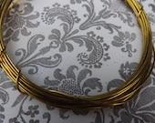 Raw Brass Wire