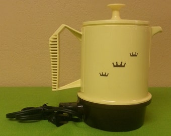Regal Coffee Maker Instructions : SALE. Vintage Pitcher and Bowl Set. Lovely by IfMyWallsCouldTalk