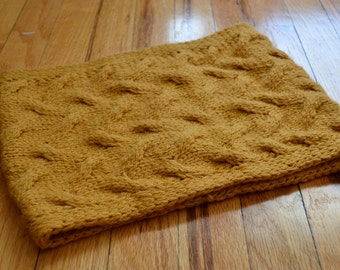 Sand Cable Cowl