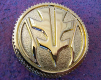 Tiger Power Coin Prop Ranger Cosplay 2013 Morpher Functional Gold Legacy