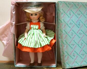 1960s Madame Alexander Sound of Music 14 Inch Liesel Doll