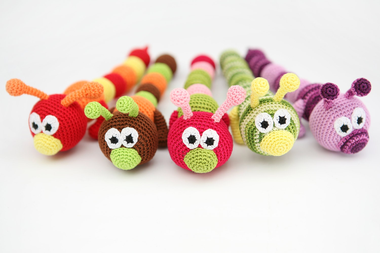 Baby Teething Toys : Sale crochet baby toy teething grasping toys