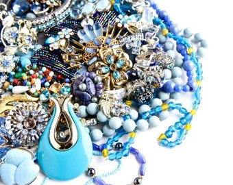 5 lbs Jewelry Scrap for recycled jewelry