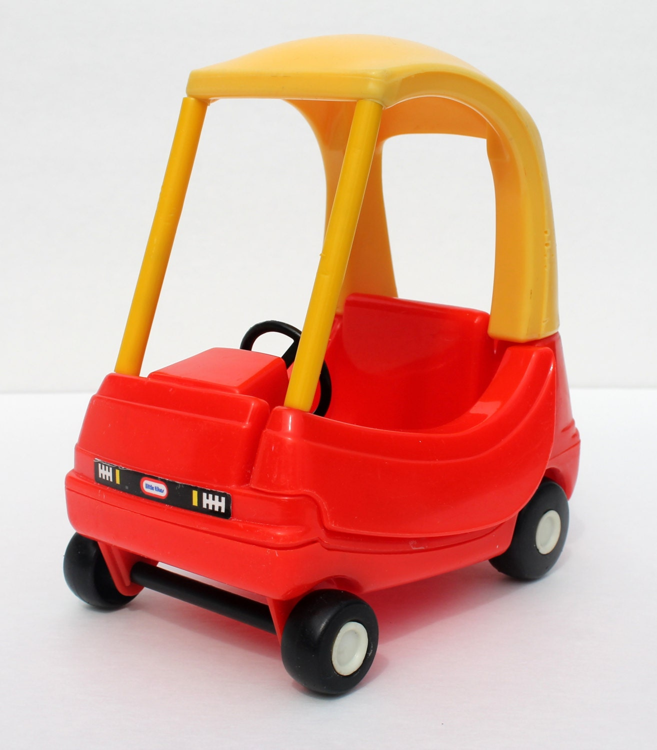 Little Tikes Doll House Mini Size Vintage Cosy Coupe Car