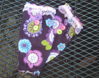 Upcycled, Recycled, Refashioned Leg Warmers Toddlers