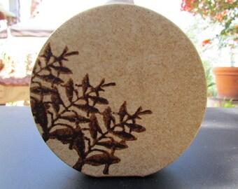 Pio Pottery Bud Vase