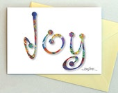 JOY Fine Art Boxed Greeting Cards