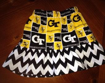 Georgia Tech Skirt