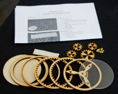Moving Planetary Gear Coaster Kit