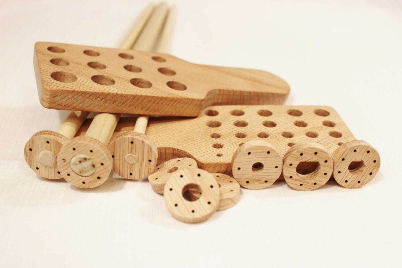 Knitting Jewelry Kits : Viking knit draw plate kit by
