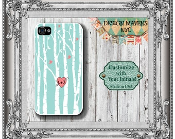 Love Birds iPhone Case, Anniversary iPhone Case, Personalized Phone Case, iPhone 4, 4s, iPhone 5, 5s, 5c, iPhone 6, Phone Cover, Phone Case