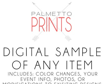 Request A Digital Sample of Any Item