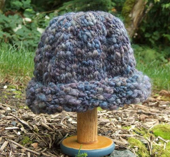 Pattern WWD108 Super Bulky Knit Hat