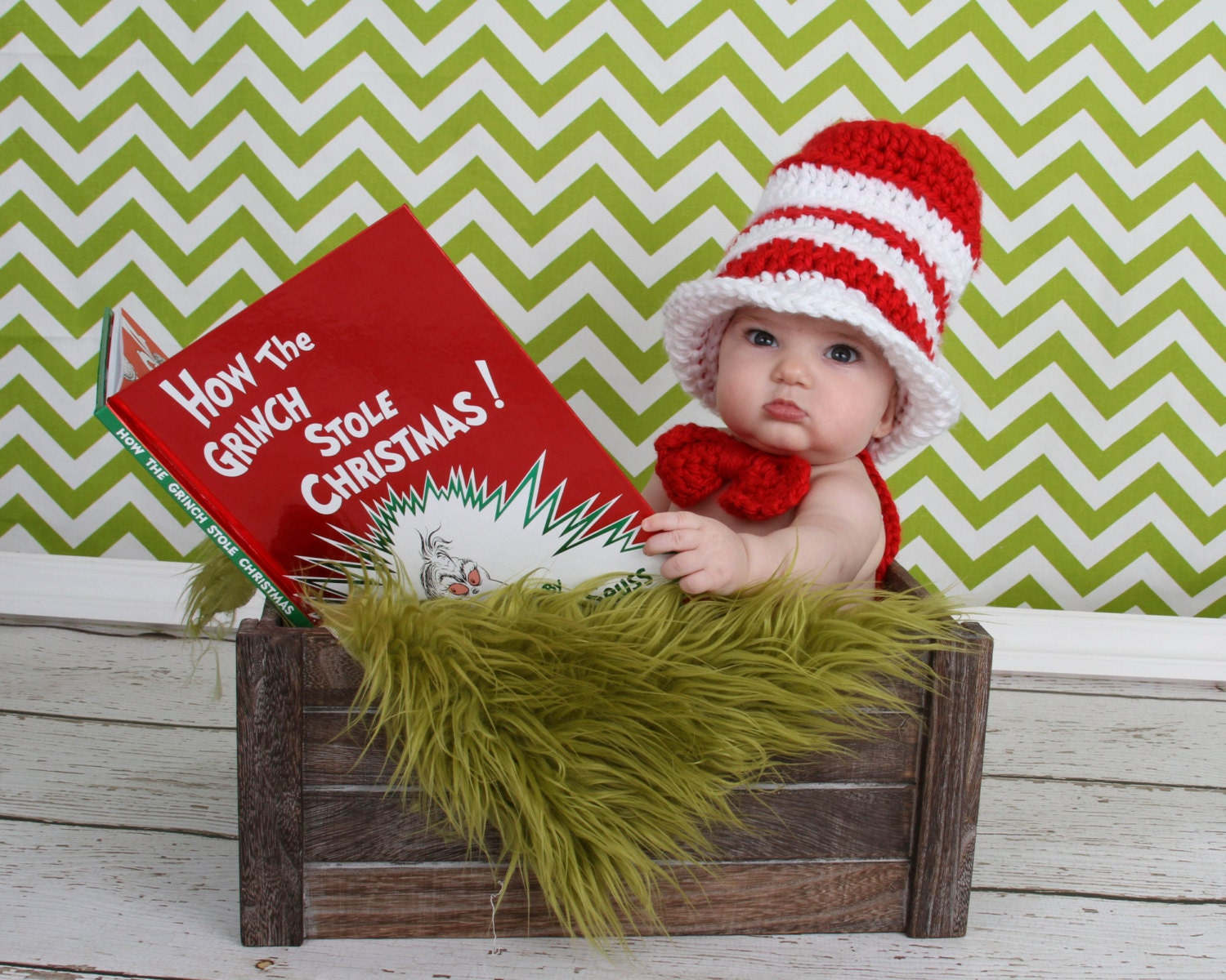 Baby hat crochet pattern tophat beanie kids top toddler for Cute baby christmas photo ideas