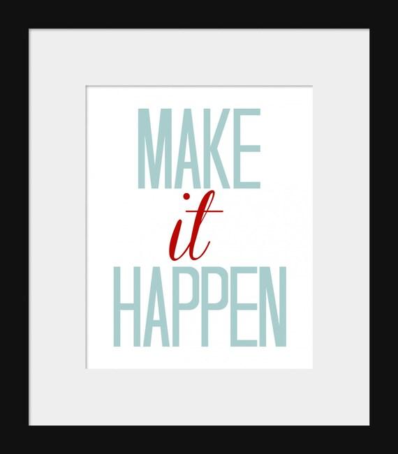 Items Similar To Wall Decor- Inspirational Motivational