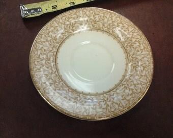 On Sale Wood's Burslem England Saucer Plate